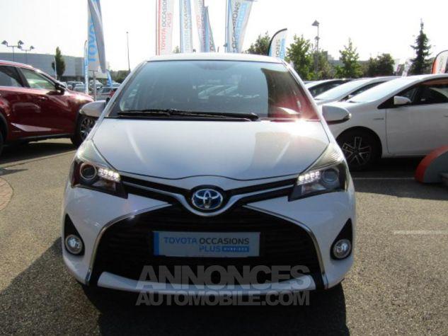 Toyota YARIS HSD 100h Attitude 5p BLANC PUR Occasion - 1