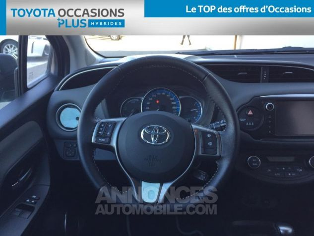 Toyota YARIS HSD 100h Cacharel 5p Vert Clair Métal Occasion - 5