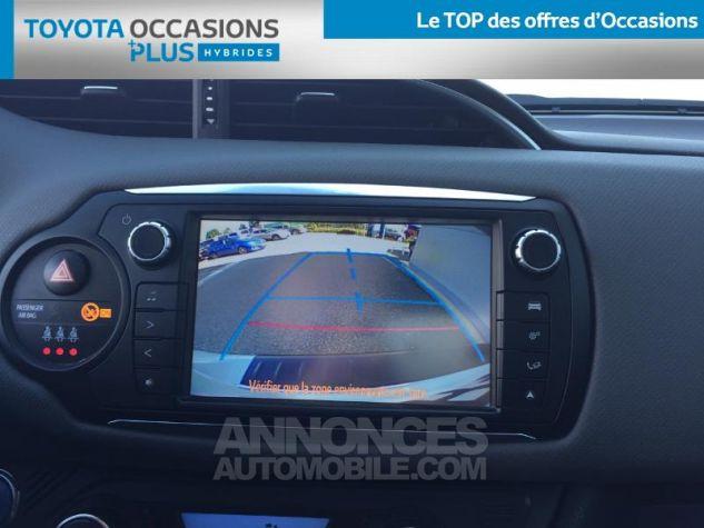Toyota YARIS HSD 100h Cacharel 5p Vert Clair Métal Occasion - 6