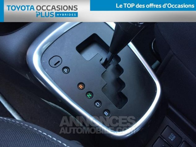 Toyota YARIS HSD 100h Cacharel 5p Vert Clair Métal Occasion - 8