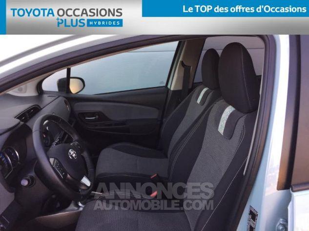 Toyota YARIS HSD 100h Cacharel 5p Vert Clair Métal Occasion - 12
