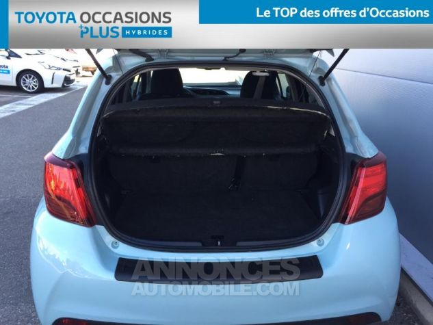 Toyota YARIS HSD 100h Cacharel 5p Vert Clair Métal Occasion - 14