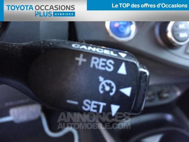 Toyota YARIS HSD 100h Cacharel 5p Vert Clair Métal Occasion - 15