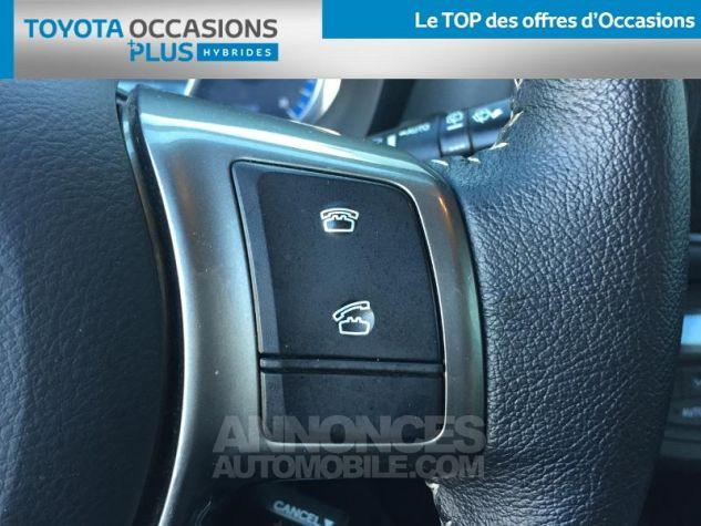 Toyota YARIS HSD 100h Cacharel 5p Vert Clair Métal Occasion - 16