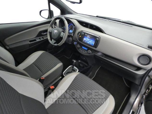 Toyota YARIS HSD 100h Collection 5p GRIS MOYEN Occasion - 4