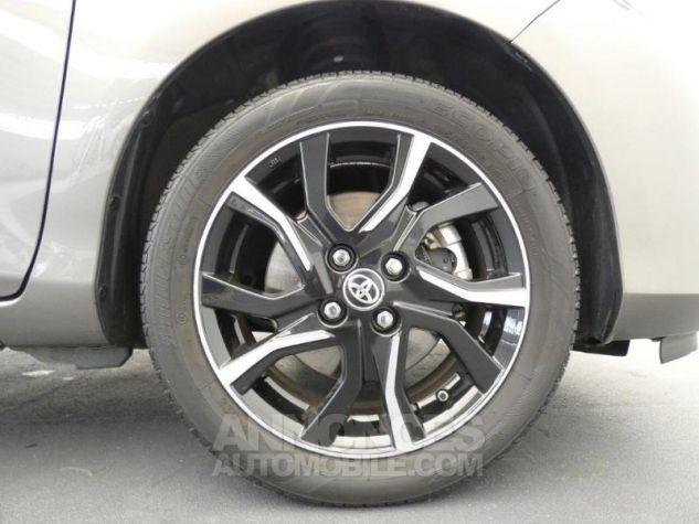 Toyota YARIS HSD 100h Collection 5p GRIS MOYEN Occasion - 7