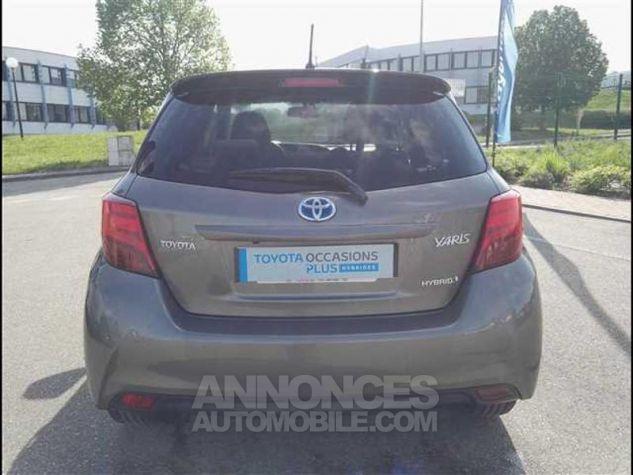 Toyota YARIS HSD 100h Collection 5p Gris Moyen Métallisé Occasion - 3