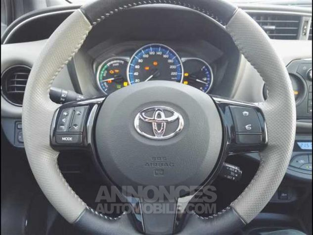 Toyota YARIS HSD 100h Collection 5p Gris Moyen Métallisé Occasion - 12