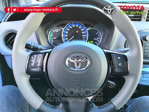 Toyota YARIS HSD 100h Collection 5p BLANC NACRE Occasion - 5