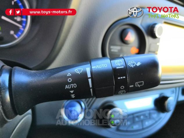 Toyota YARIS HSD 100h Collection 5p BLANC NACRE Occasion - 14