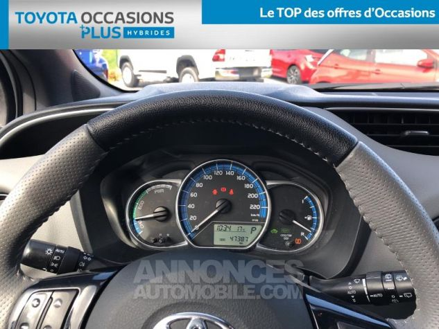 Toyota YARIS HSD 100h Collection 5p BLANC NACRE Occasion - 7