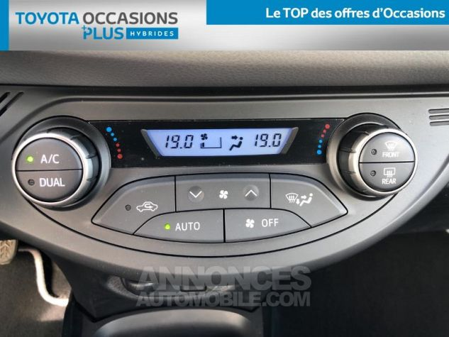 Toyota YARIS HSD 100h Collection 5p BLANC NACRE Occasion - 10