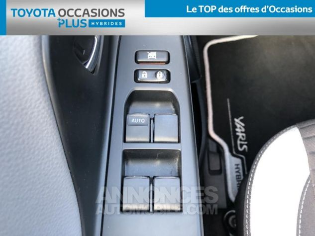 Toyota YARIS HSD 100h Collection 5p BLANC NACRE Occasion - 11