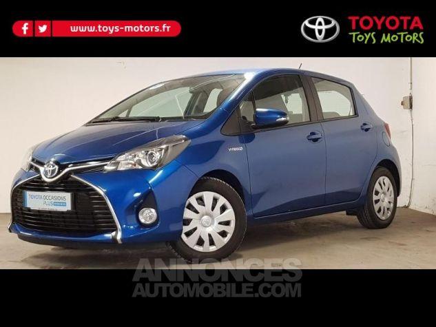 Toyota YARIS HSD 100h Dynamic 5p BLEU C Occasion - 0