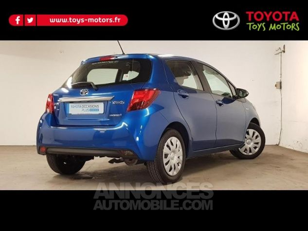 Toyota YARIS HSD 100h Dynamic 5p BLEU C Occasion - 1