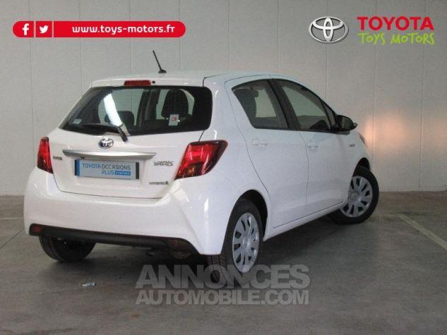 Toyota YARIS HSD 100h Dynamic 5p BLANC Occasion - 1