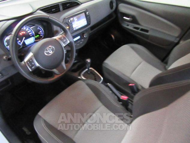 Toyota YARIS HSD 100h Dynamic 5p BLANC Occasion - 6