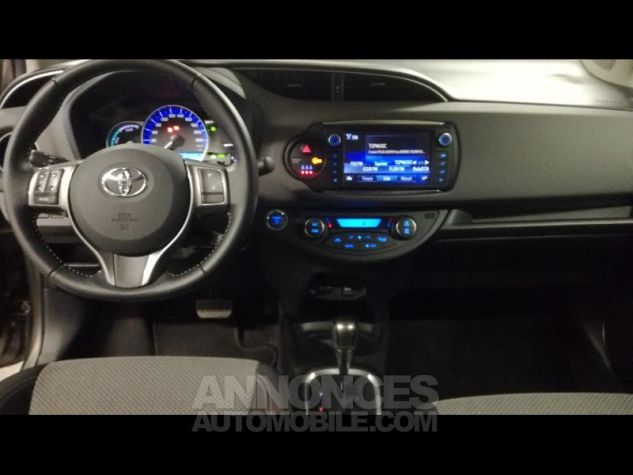 Toyota YARIS HSD 100h Dynamic 5p Gris Occasion - 5
