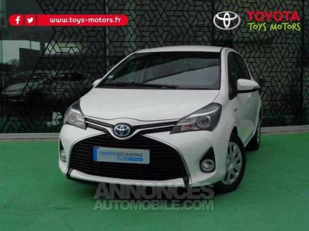 Toyota YARIS HSD 100h Dynamic 5p BLANC PUR Occasion - 0