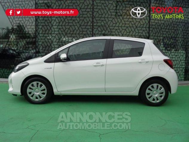 Toyota YARIS HSD 100h Dynamic 5p BLANC PUR Occasion - 1