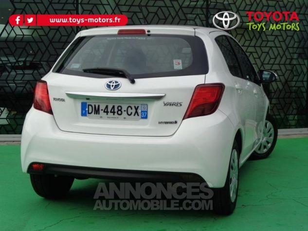 Toyota YARIS HSD 100h Dynamic 5p BLANC PUR Occasion - 2