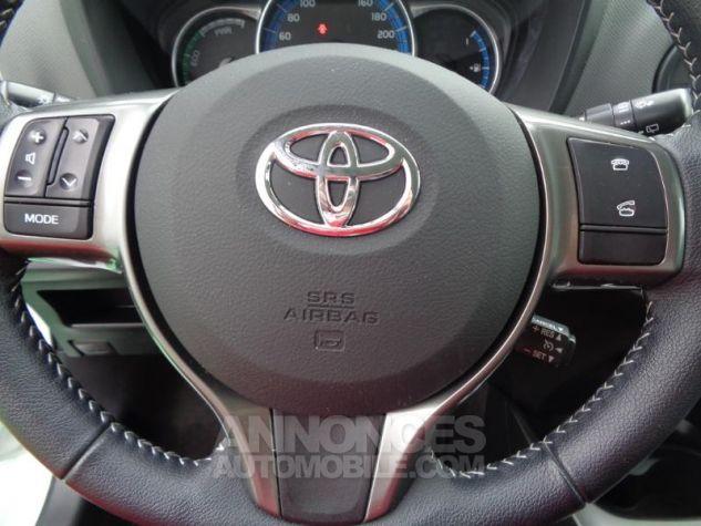 Toyota YARIS HSD 100h Dynamic 5p BLANC PUR Occasion - 8