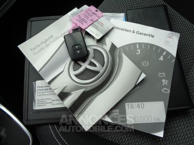 Toyota YARIS HSD 100h Dynamic 5p BLANC PUR Occasion - 14