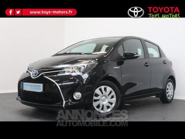 Toyota YARIS HSD 100h Dynamic 5p NOIRE Occasion - 0