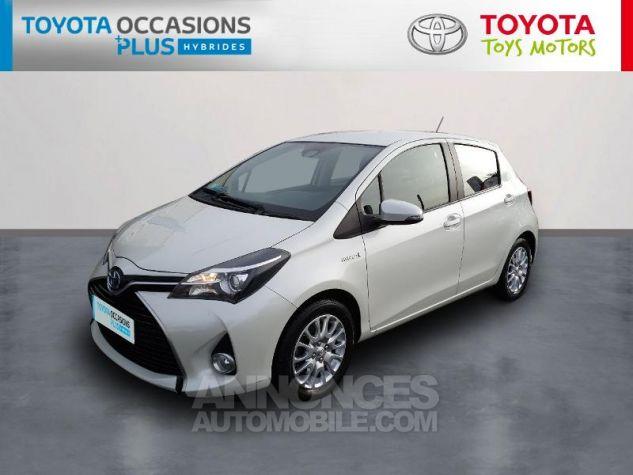 Toyota YARIS HSD 100h Dynamic 5p Blanc Nacre Occasion - 0
