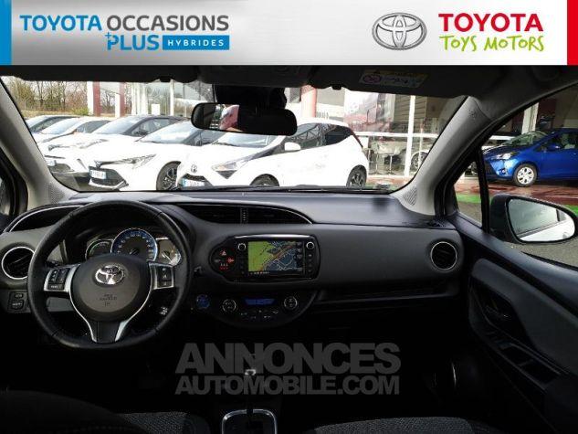 Toyota YARIS HSD 100h Dynamic 5p Blanc Nacre Occasion - 4