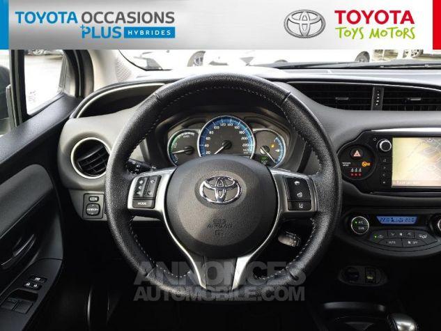 Toyota YARIS HSD 100h Dynamic 5p Blanc Nacre Occasion - 5