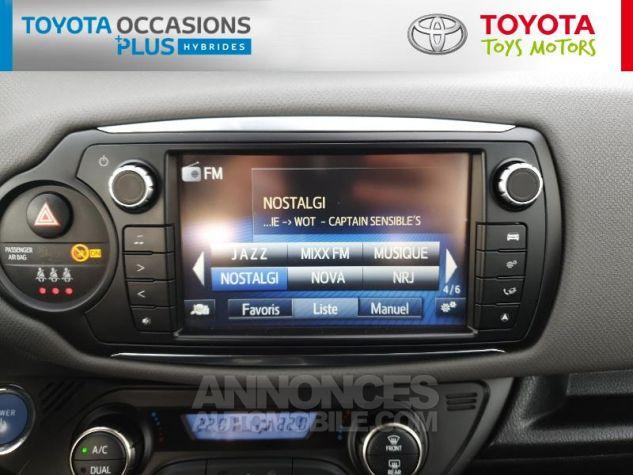 Toyota YARIS HSD 100h Dynamic 5p Blanc Nacre Occasion - 6