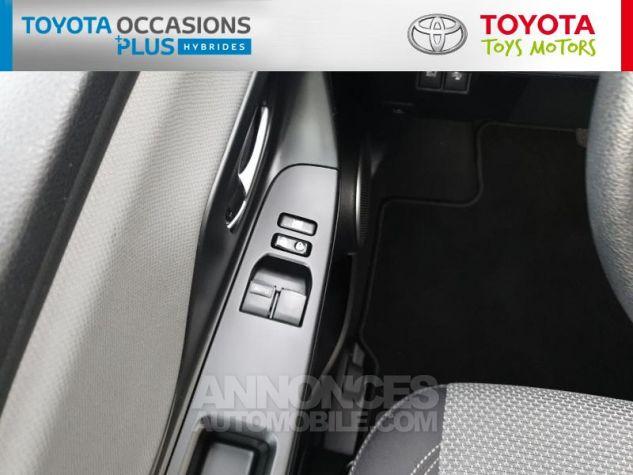 Toyota YARIS HSD 100h Dynamic 5p Blanc Nacre Occasion - 11