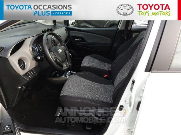 Toyota YARIS HSD 100h Dynamic 5p Blanc Nacre Occasion - 12