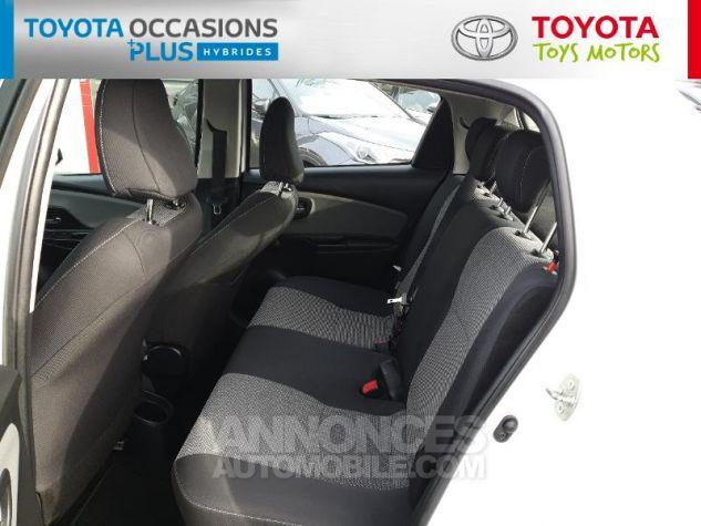 Toyota YARIS HSD 100h Dynamic 5p Blanc Nacre Occasion - 13