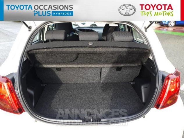 Toyota YARIS HSD 100h Dynamic 5p Blanc Nacre Occasion - 14