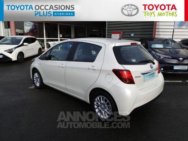 Toyota YARIS HSD 100h Dynamic 5p Blanc Nacre Occasion - 18