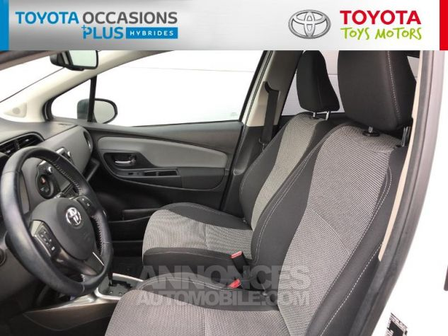 Toyota YARIS HSD 100h Dynamic 5p Blanc Pur Occasion - 12