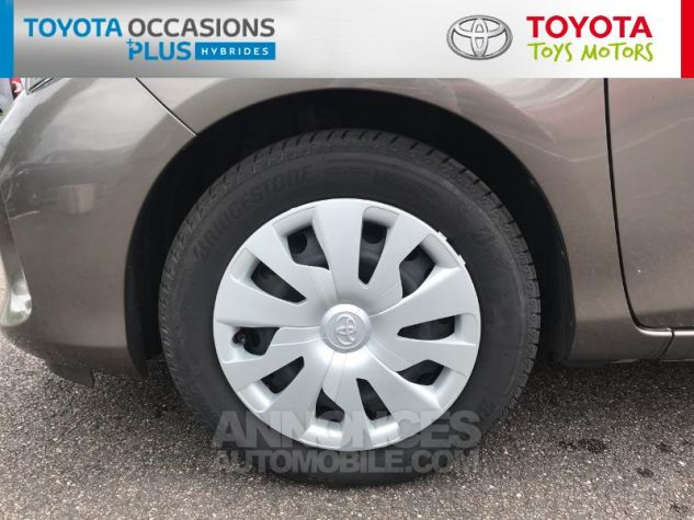 Toyota YARIS HSD 100h Dynamic 5p Gris Clair Occasion - 3
