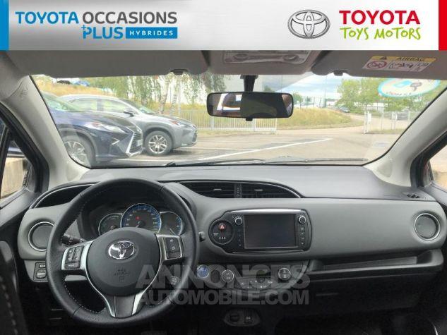 Toyota YARIS HSD 100h Dynamic 5p Gris Clair Occasion - 4