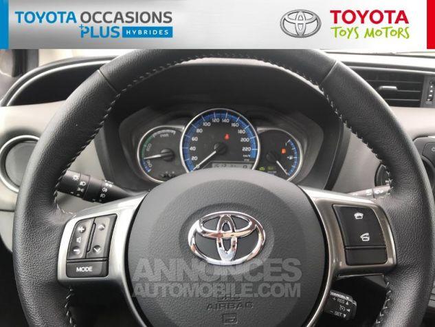 Toyota YARIS HSD 100h Dynamic 5p Gris Clair Occasion - 7