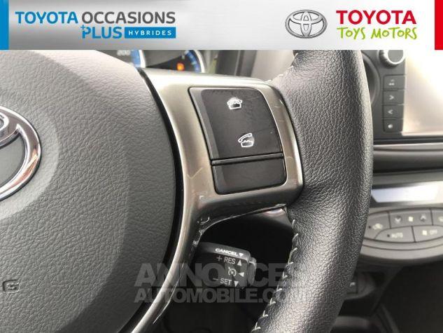 Toyota YARIS HSD 100h Dynamic 5p Gris Clair Occasion - 9