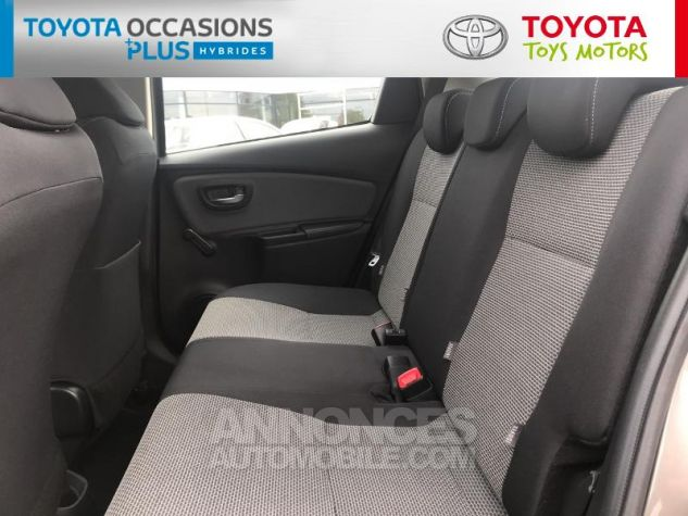 Toyota YARIS HSD 100h Dynamic 5p Gris Clair Occasion - 13