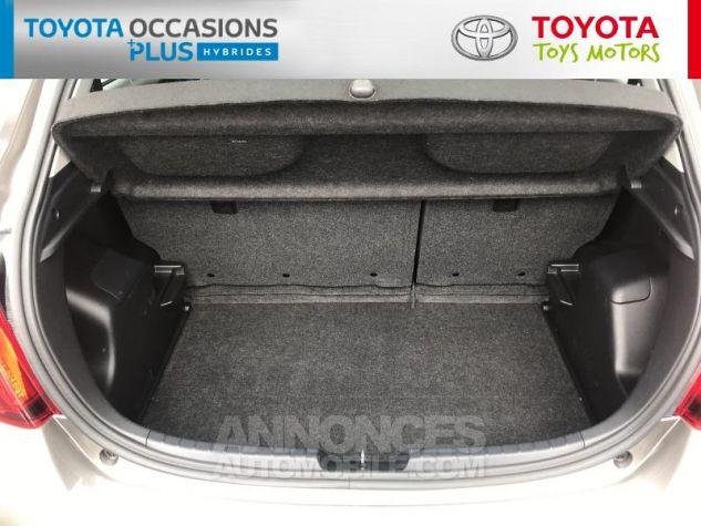 Toyota YARIS HSD 100h Dynamic 5p Gris Clair Occasion - 14