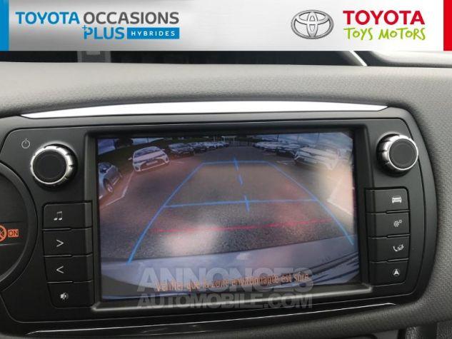 Toyota YARIS HSD 100h Dynamic 5p Gris Clair Occasion - 15
