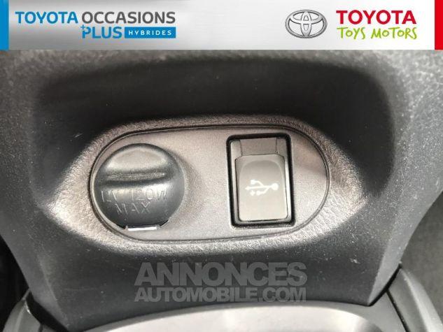 Toyota YARIS HSD 100h Dynamic 5p Gris Clair Occasion - 17