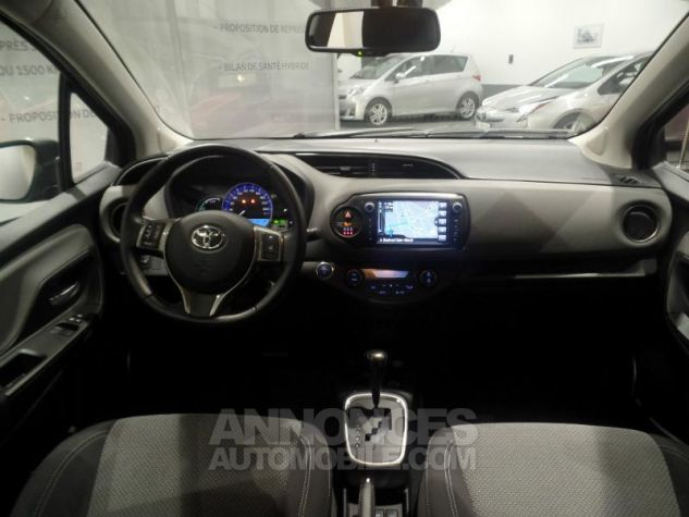 Toyota YARIS HSD 100h Dynamic 5p GRIS Occasion - 2