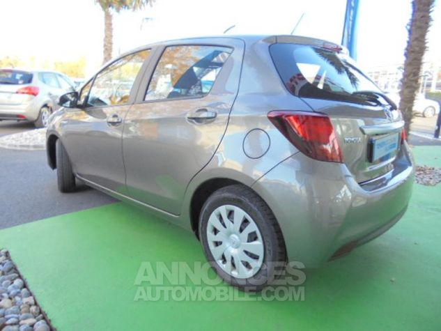 Toyota YARIS HSD 100h Dynamic 5p GRIS DUNE Occasion - 2