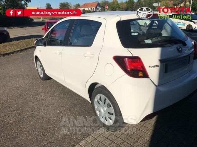 Toyota YARIS HSD 100h France 5p BLANC Occasion - 5