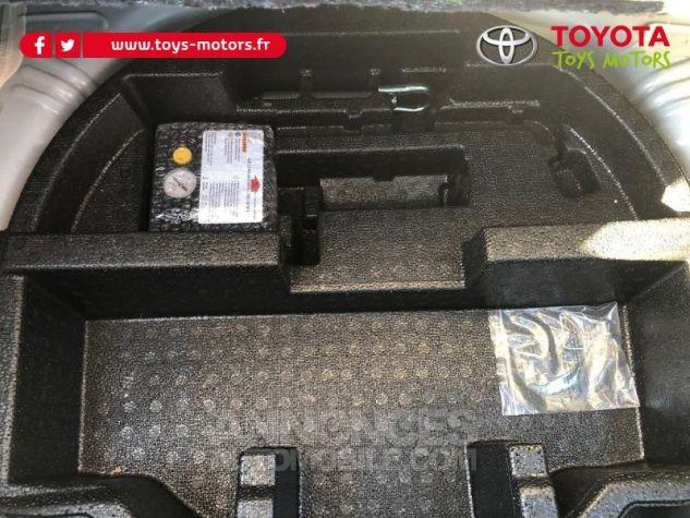 Toyota YARIS HSD 100h France 5p BLANC Occasion - 8